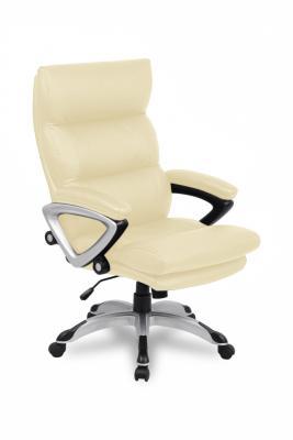 Кресло руководителя College HLC-0802-1 экокожа бежевый