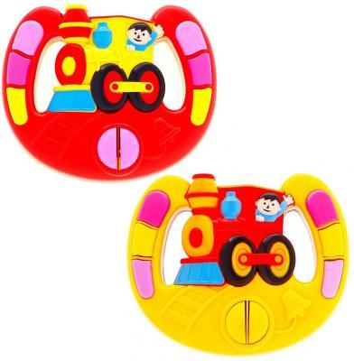 Купить Интерактивная игрушка Shantou Gepai Веселый машинист 2015B от 3 лет в ассортименте, н/д, пластик, унисекс, Интерактивные игрушки
