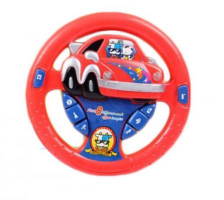 Интерактивная игрушка Shantou Gepai Я тоже рулю 2213 от 3 лет в ассортименте интерактивная игрушка shantou gepai