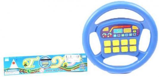 """Интерактивная игрушка Shantou Gepai """"Гонщик"""" от 3 лет цвет в ассортименте звук интерактивная игрушка shantou gepai я тоже рулю 2213 от 3 лет в ассортименте"""