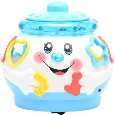 Интерактивная игрушка Shantou Gepai Горшочек от 3 лет разноцветный 915 игрушка shantou gepai домик 632804