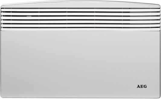 Конвектор AEG WKL 753 S 750 Вт термостат белый WKL 753 S