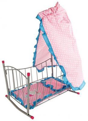 "Кроватка-качалка для кукол Mary Poppins ""Зайка"" ITEM NO:67314"