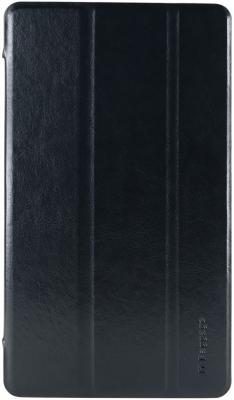 Чехол IT BAGGAGE для планшета Huawei Media Pad M3 8.4 искусственная кожа черный ITHWM384-1 цены