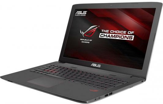"""Ноутбук ASUS GL752VW-T4474T 17.3"""" 1920x1080 Intel Core i5-6300HQ 90NB0A42-M06610"""