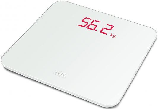 Весы напольные CASO BS 1 белый весы caso body solar