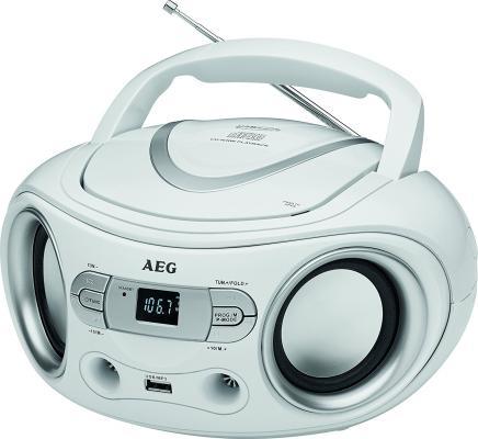 Магнитола AEG SR 4374 weiss