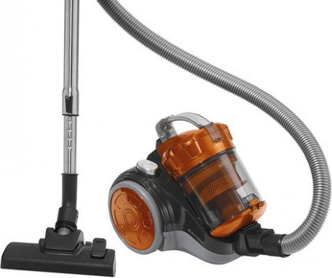Пылесос Clatronic BS 1302 antrazit-orange сухая уборка оранжевый