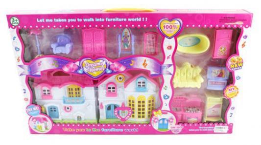 Дом для кукол Shantou Gepai 1318 дом для кукол shantou gepai cute house 13631a
