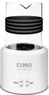 Вспениватель молока CASO Crema Glas белый