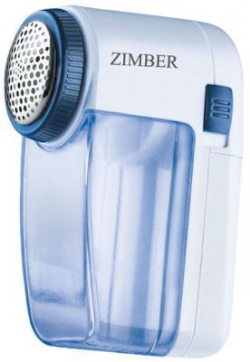 Машинка для очистки ткани Zimber ZM-10106 белый синий