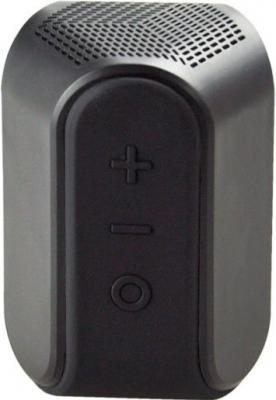 Портативная акустикаTesler PSS-222 черный морозильник tesler rf 90 белый