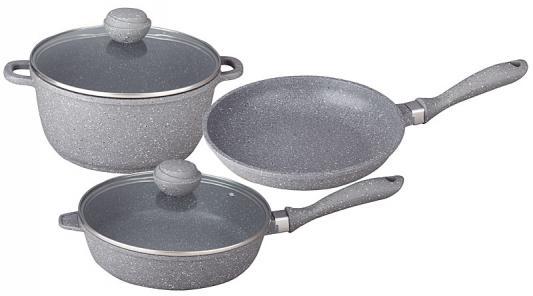 Набор посуды Bekker BK-4600 5 предметов набор посуды bekker bk 3618
