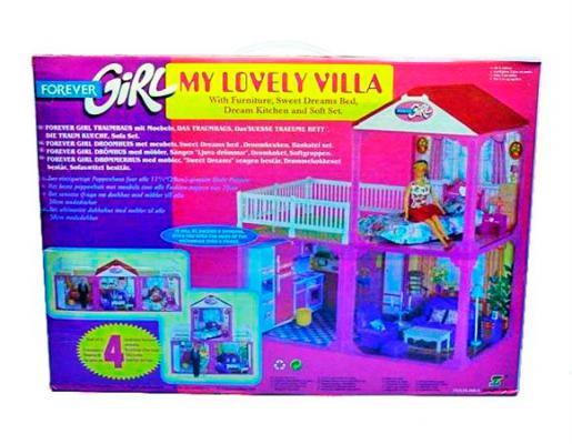 Дом для кукол Shantou Gepai Вилла 6927070729072