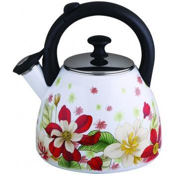 Чайник Winner 5108-WR цвет в ассортименте 2.5 л нержавеющая сталь чайник 0 6 л winner чайник 0 6 л