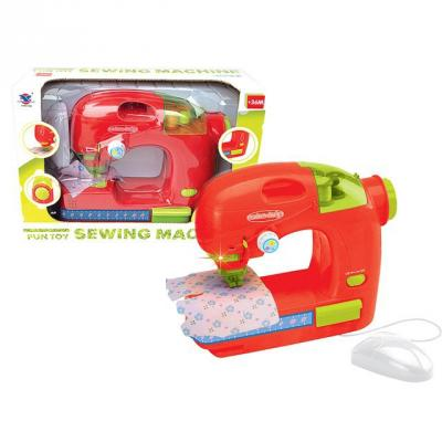 Швейная машинка Shantou Gepai Fun toy со звуком 14055 shantou gepai каталка ходунки бегемотик со светом и звуком shantou gepai