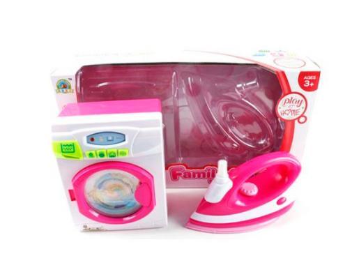 Набор бытовой техники Shantou Gepai Family со звуком 6927714516471