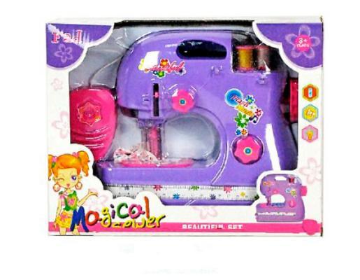Швейная машинка Shantou Gepai Magical Sewer со звуком 6947051057376