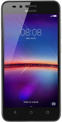 "Смартфон Huawei Y3 II черный 4.5"" 8 Гб 3G 51050LWA"