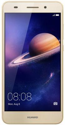 "Смартфон Huawei Y3 II золотистый 4.5"" 8 Гб Wi-Fi GPS 3G 51050LVX"
