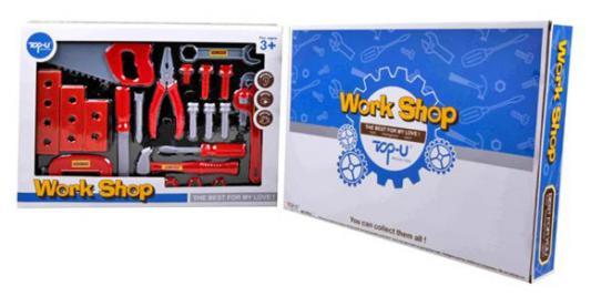 Набор инструментов Shantou Gepai Work Shop TP327 набор инструментов shantou gepai 721 9 12 предметов page 3