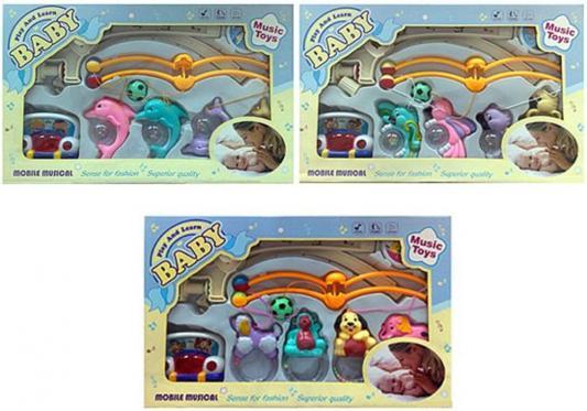 """Интерактивная игрушка Shantou Gepai """"Большое путешествие"""" от 3 месяцев свет, звук, ассортимент, Y1641077 стоимость"""