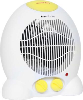 Тепловентилятор KingStone FH-809 2000 Вт термостат вентилятор ручка для переноски белый