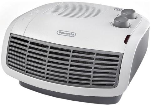 Тепловентилятор DeLonghi HTF 3031 2200 Вт термостат белый