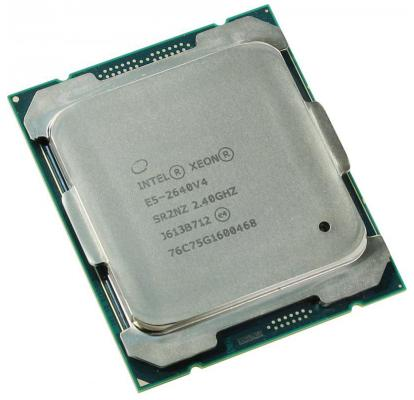 Процессор Dell Intel Xeon E5-2640v4 2.4GHz 25M 338-BJET