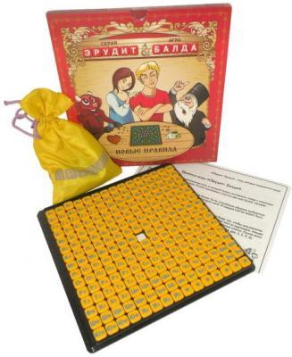 Настольная игра Биплант развивающая Эрудит Балда настольные игры биплант настольная игра классики 10032