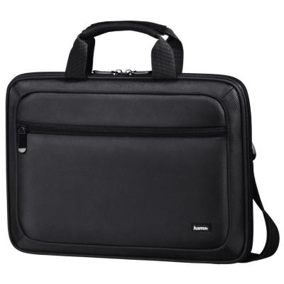 """Сумка для ноутбука 15.6"""" HAMA Nice Life синтетика черный 00101522"""