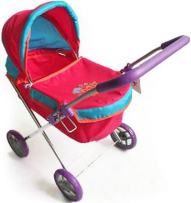 Коляска-люлька для кукол Mary Poppins Цветочек 67125