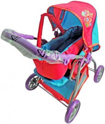 Коляска-трансформер для кукол Mary Poppins Цветочек 67128 mary poppins mary poppins коляска для кукол трансформер lady mary