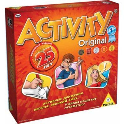 Настольная игра PIATNIK для вечеринки Activity 2-Юбилейное издание 794094