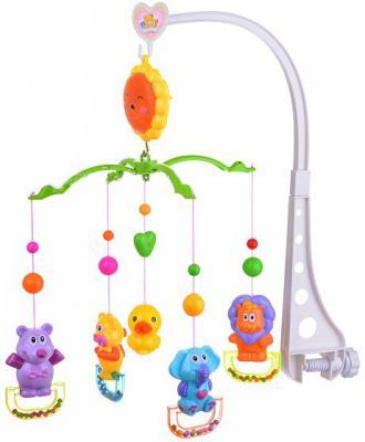 Музыкальная подвеска на кроватку S+S toys заводная 100857174