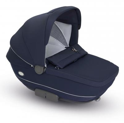 Коляска 3-в-1 Inglesina Otutto на шасси Otutto Deluxe Slate (AA25G6MAR + AE25F6100)