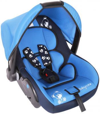Автокресло Baby Care BC-321 Люкс Мишка (синий)