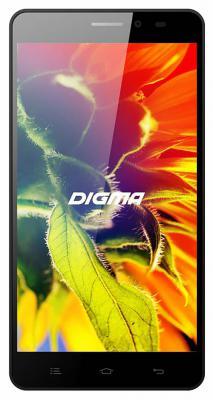 Смартфон Digma Vox S505 3G черный 5 8 Гб Wi-Fi GPS 3G VS5017MG 388932 смартфон digma s505 3g vox 8gb белый vs5017mg white