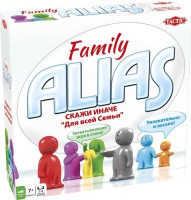 Настольная игра Tactic Games логическая Скажи иначе для всей семьи 2 53367
