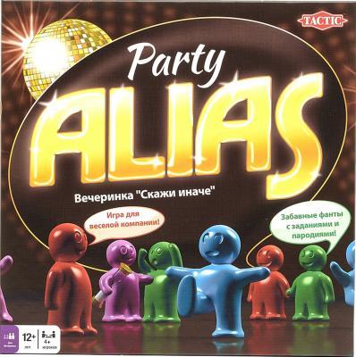 Настольная игра Tactic Games логическая Скажи Иначе Вечеринка 2 6416739533650