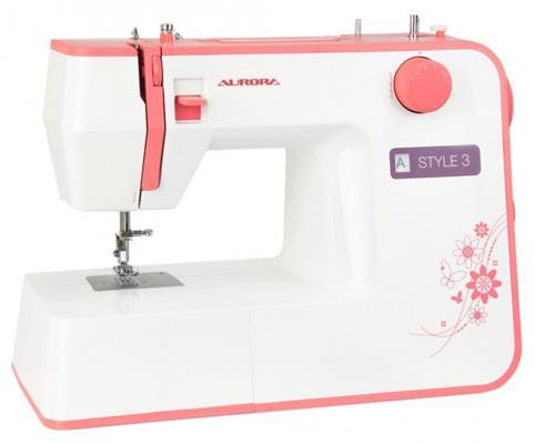 Швейная машина Aurora Style 3 белый