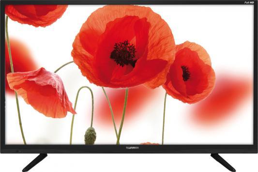 Телевизор Telefunken TF-LED40S48T2 черный
