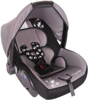 Автокресло Baby Care BC-321 Люкс Мишка (серый)