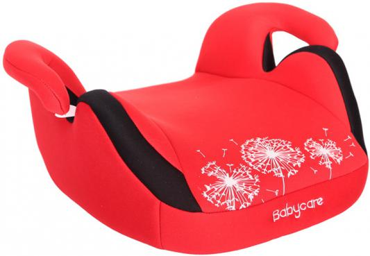 Бустер Baby Care BC-311 Люкс Баги (красный)