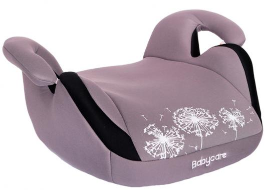 Бустер Baby Care BC-311 Люкс Баги (серый)
