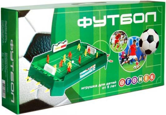 Настольная игра спортивная Огонек Футбол С-199 настольная игра огонек баскетбол с 361