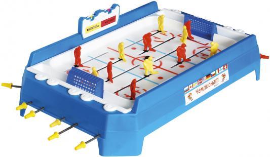 Настольная игра Огонек спортивная Хоккей настольная игра огонек баскетбол