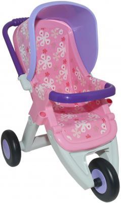 Купить Коляска для кукол Полесье №2 прогулочная 3-х колёс в ассортименте 48141, ПОЛЕСЬЕ, Аксессуары для кукол
