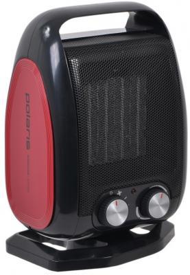 Тепловентилятор Polaris PCDH-2018 1800 Вт ручка для переноски вентилятор чёрный красный