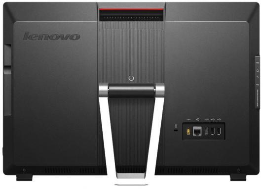 """Моноблок 19.5"""" Lenovo S200z 1600 x 900 Intel Pentium-J3710 4Gb 500Gb Intel HD Graphics 405 использует системную DOS черный 10K4002DRU"""